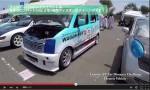日本EVフェスティバル。動画を公開しました!